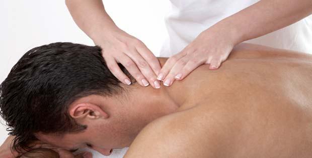 Un buen masaje relaja