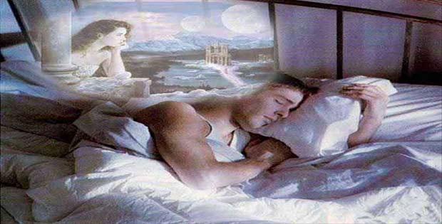 Se sueña con mujer desnuda