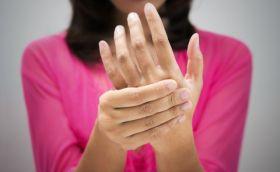 Hormigueo en las manos