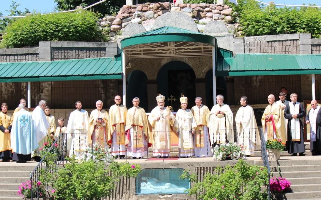 Mundare Vidpust Pilgrimage