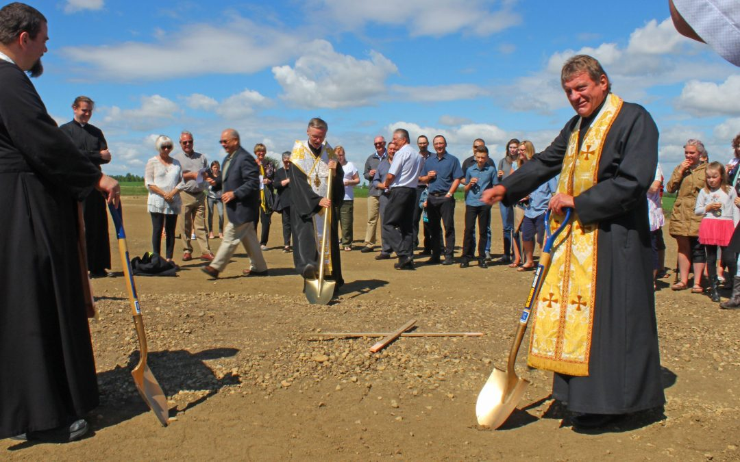 A Home of Our Own: St. Sophia's Dream Comes to Fruition