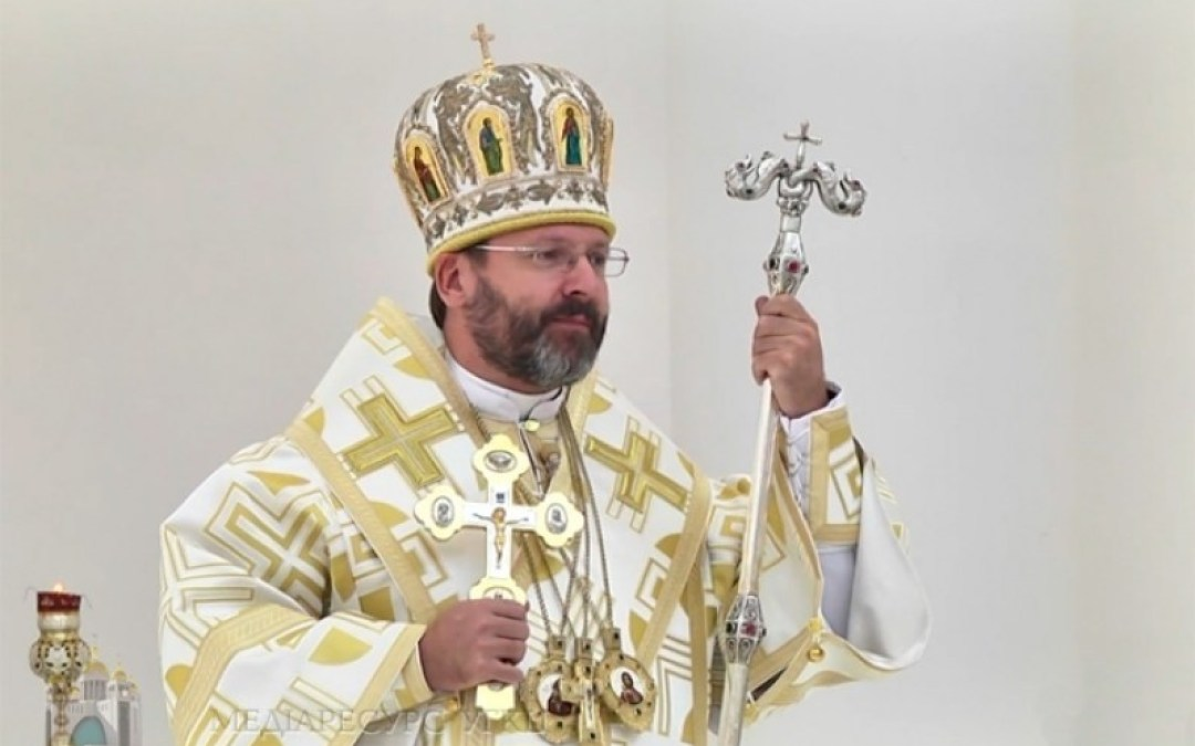 NATIVITY (CHRISTMAS) PASTORAL LETTER OF HIS BEATITUDE SVIATOSLAV (ENG/UKR)