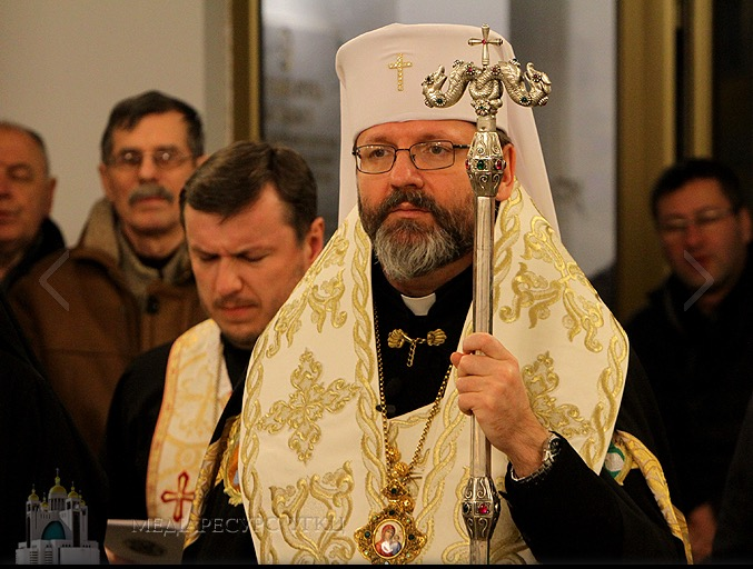 PASTORAL LETTEROF HIS BEATITUDE SVIATOSLAVTO YOUTH ON PALM SUNDAY (ENG/UKR)