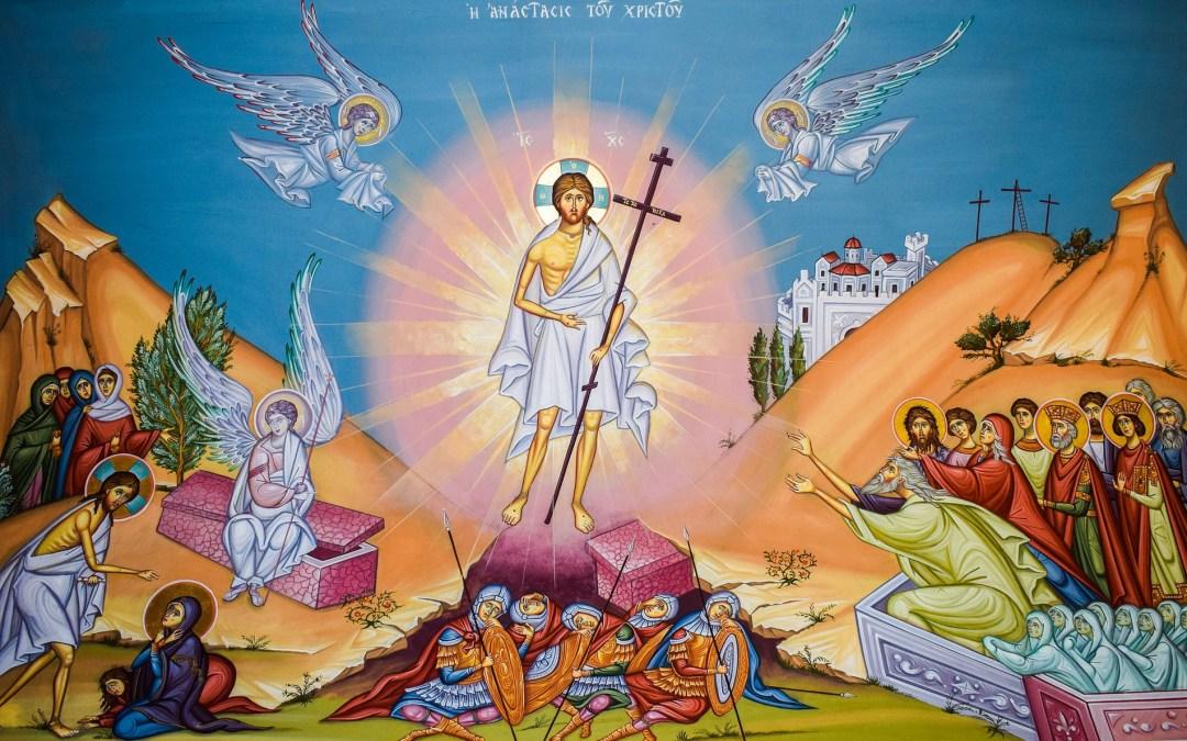 Bishop David's Paschal Message 2019 (Eng/Ukr)