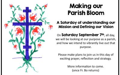 Making Our Parish Bloom