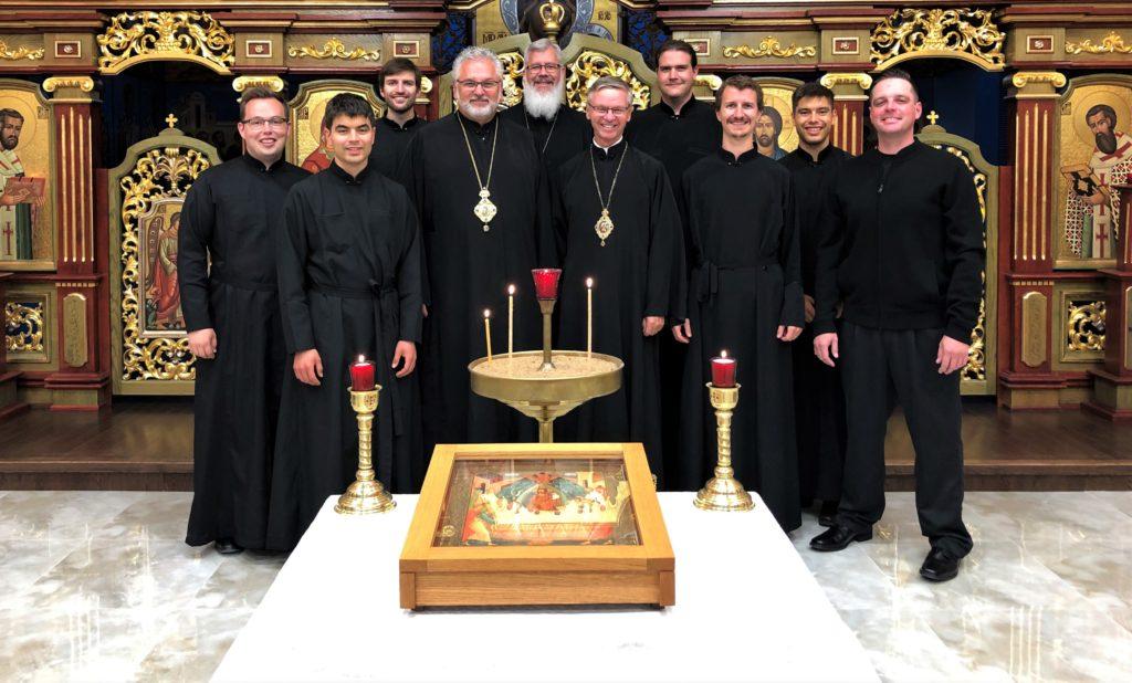 Opening of 2019-2020 Seminary Year
