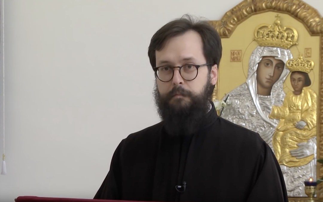 Great Lent Retreat Online Given by Father Deacon Daniel Galadza (ENG/UKR)