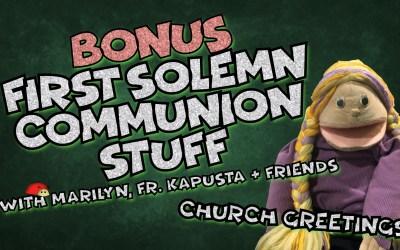 Bonus FSC – Church Greetings