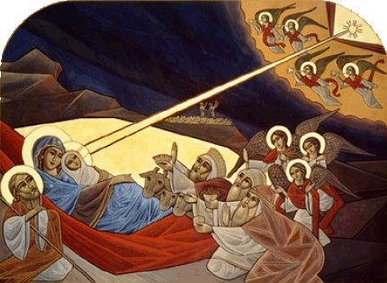 Nativity Coptic Dormition Of The Theotokos Orthodox Church