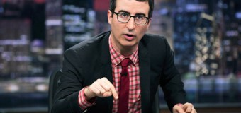 """Why You Should Be Watching """"Last Week Tonight with John Oliver"""", Right Now"""