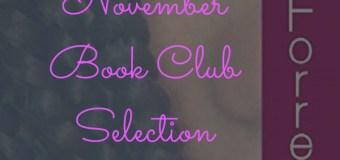 "November Book Selection: ""Secret"" by Nia Forrester"