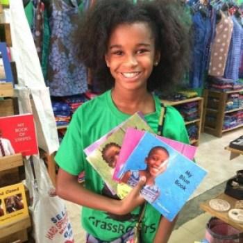 Marley Dias creats #1000blackgirlbooks