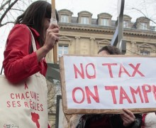 Tampon Tax in New York Will End