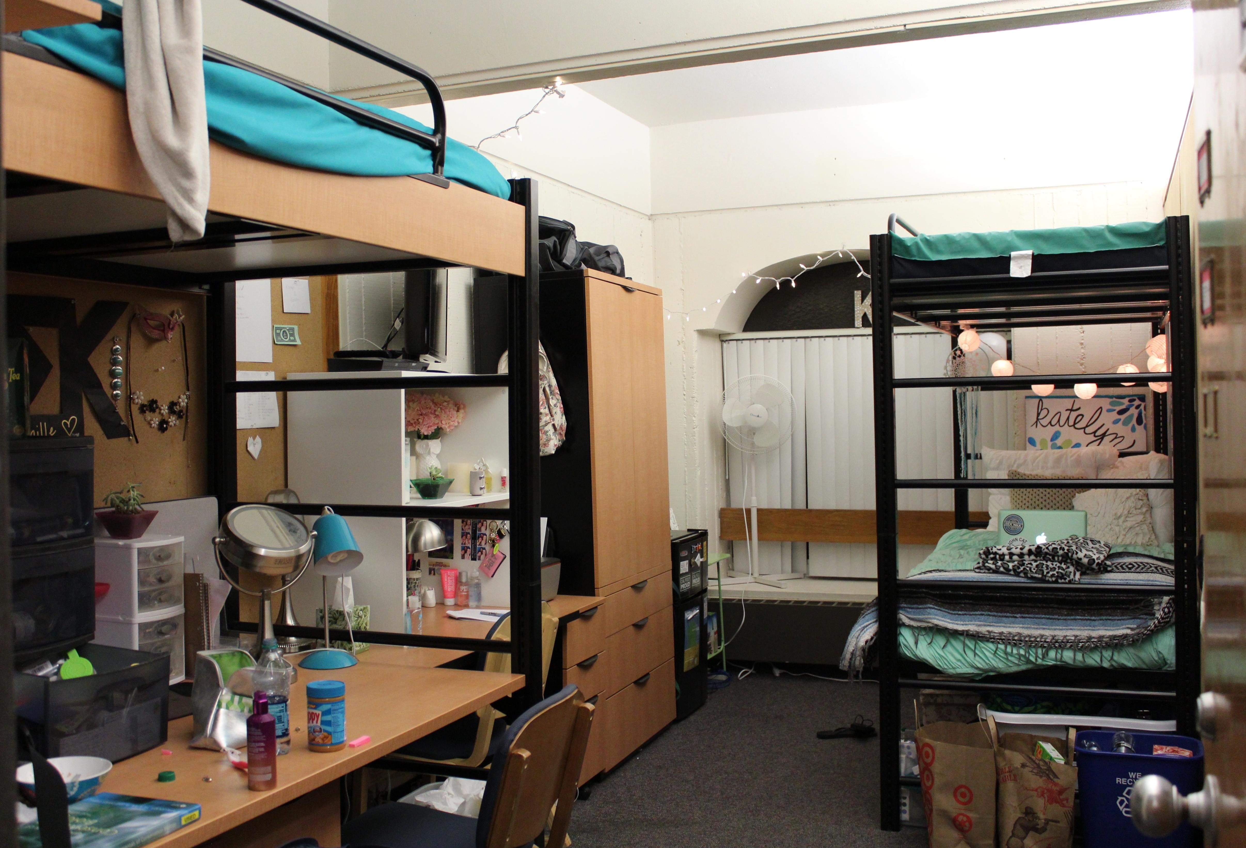 College Dorm Bed 400 Bed Designer Dorm Headed For