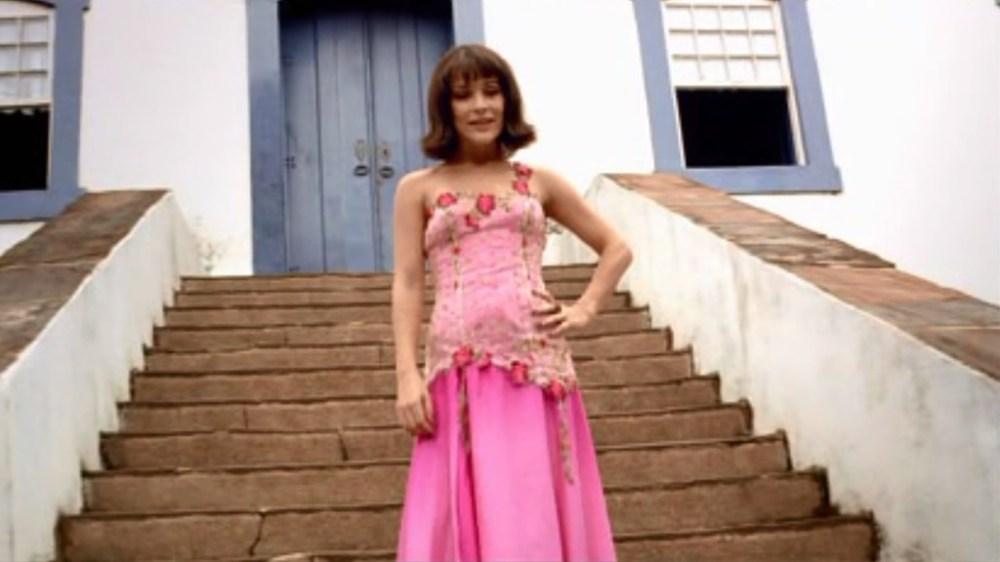 O vestido - Divulgação