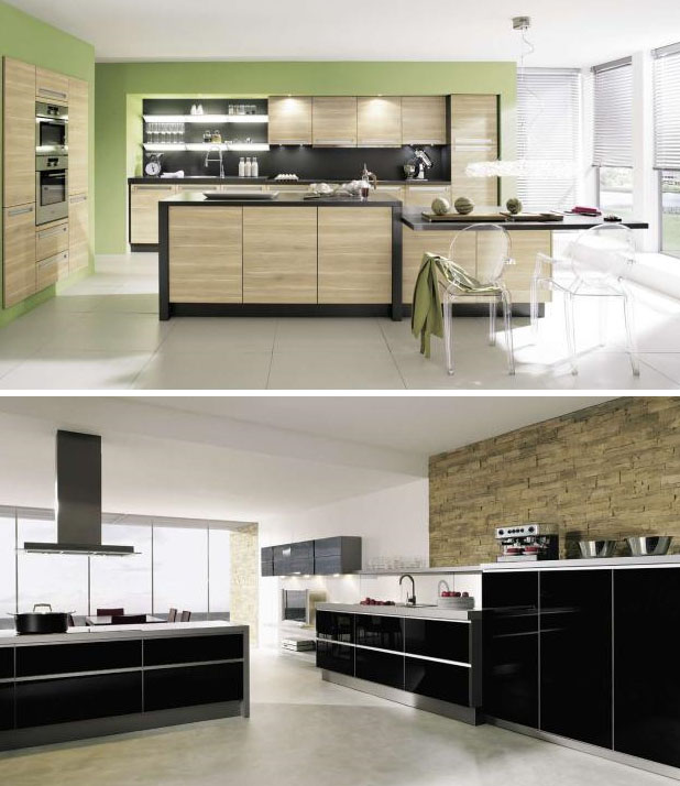 Modern Kitchen Design Inspiration: Luxurious Layouts ...