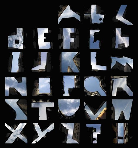 typography-building-and-sky-font