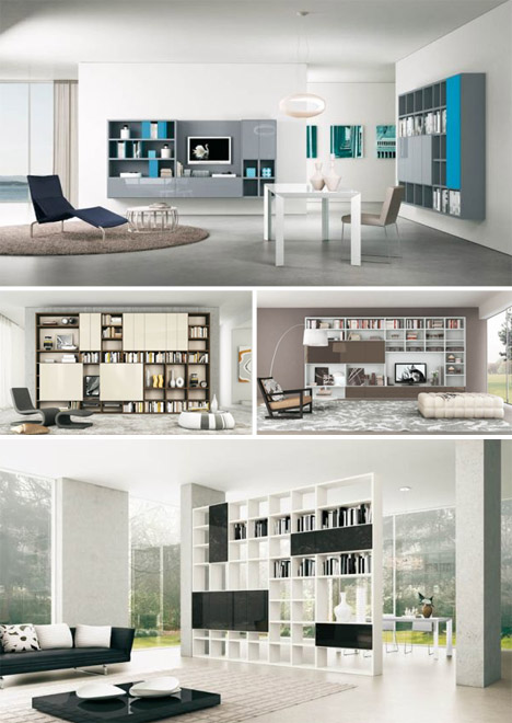 Space Making 7 Living Room Storage Furniture Layouts Designs Ideas On Dornob