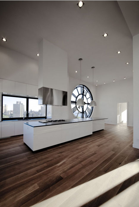 Clocktower Apartment Most Expensive Kitchen In Brooklyn