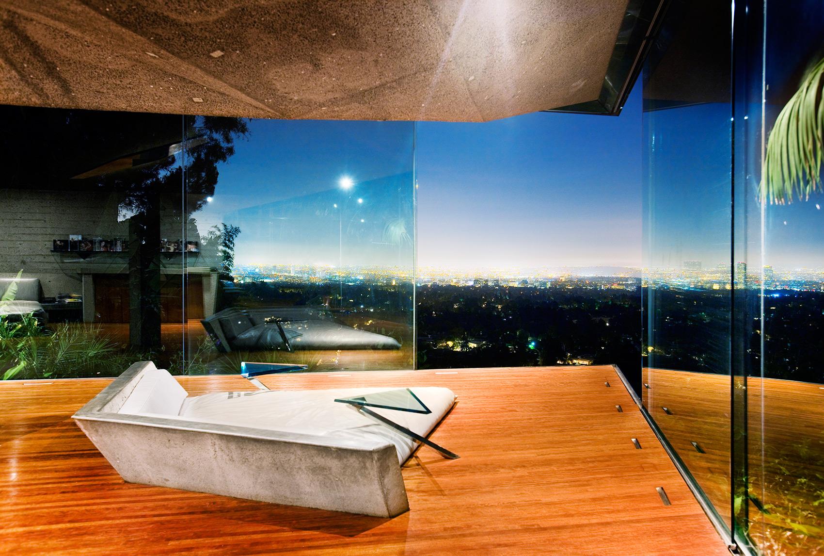 John Lautner Designed Home Donated To LACMA Designs