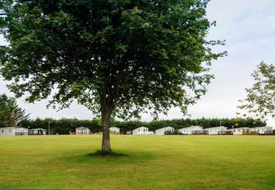 Dornoch Holiday Park view