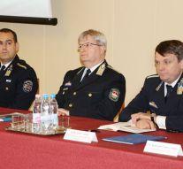 Megyei Rendőr-főkapitányság évértékelője