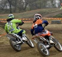 Motocross verseny Esztergomban