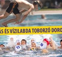Úszás és vízilabda toborzó Dorogon