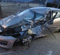 Autóbalesetben hunyt el egy bajnai lakos