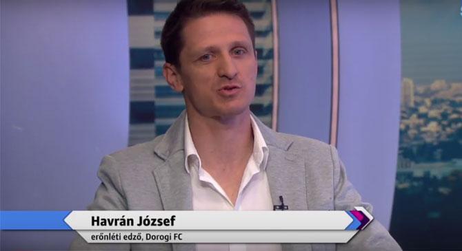 DIGI Sport riport Havrán Józseffel