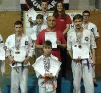 Dorogiak is részt vettek a Nemzetközi Kempo Bajnokságon