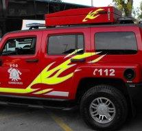 Pályázat önkéntes tűzoltóknak és mentőknek