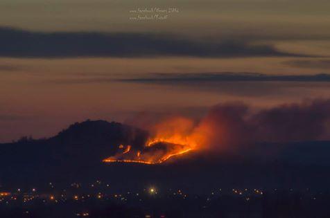 Mindennapos a tűz Tokodon