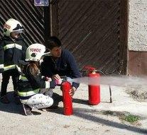 Megnyílnak a gyerekek előtt a tűzoltóságok kapui