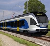 NIF: Ütemterv szerint halad a vasútvonal villamosítása