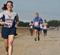 Jótékonysági futás Esztergomban