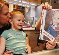 Az életéért küzdött, végül legyőzte a rákot a 2 éves esztergomi lány