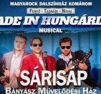 Made in Hungária Sárisápon