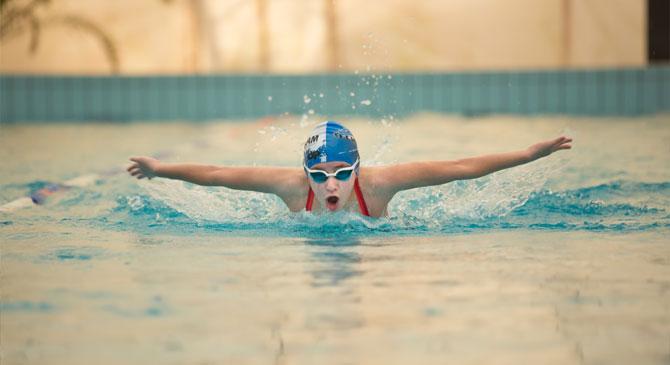 Dorogiak a megyei úszó bajnokságon