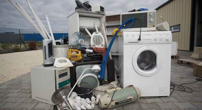 Leányváron elektronikai hulladékgyűjtést szerveznek