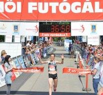 Bajnai versenyző nyert a Női Futógálán