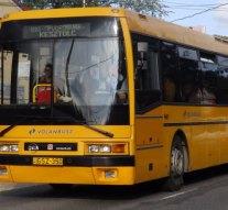 Változik a kesztölci autóbusz útvonala
