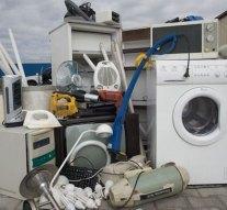 Elektronikai hulladékgyűjtés Tokodaltárón