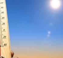 Tovább fokozódik a hőség