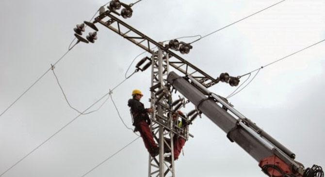 Tervezett áramszünetek decemberben