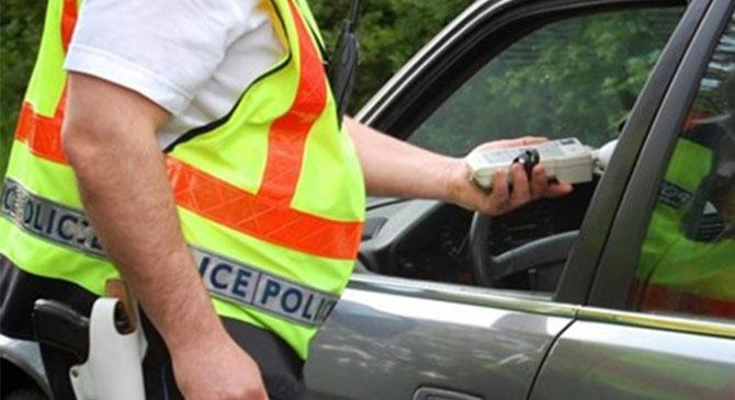 A dorogi rendőrök most egy tokodi ittas vezetőt buktattak le