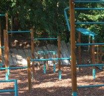 Fitnesz parkot létesítettek Lábatlanon