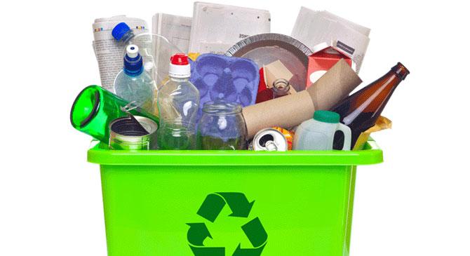 Szelektív hulladékgyűjtés februárban
