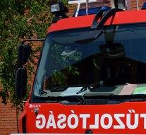 Szabadtéri tűzesetek mellett, balesethez is riasztották a tűzoltókat