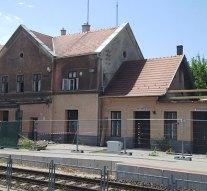 Dorogi busz- és vasútállomás